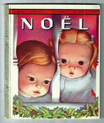 The Night Before Christmas Vintage French Little Golden Book File Copy Wilkin