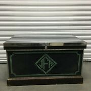 Tack Trunk Chest Horse Equestrian Stable/barn Saddlery Storage Box Large 39 X 29