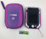 Leapfrog Leappad Ultra Pink Learning Tablet Plus Two Games