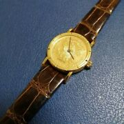 Corum Coin Watch Womenand039s Size