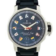 Corum Admiraland039s Cup 082.831.20 Self-winding Mens Secondhand