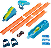 Hot Wheels Track Builder Pack Unlimited Premium Curve Parts Connecting Sets Ages