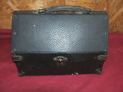 Rare Antique Thermos Lunchbox Lunch Pail Box Old Vintage Collectible Collector