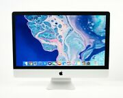 Apple Imac 27 5k 2019 3.7 Ghz 6 Core I5 2tb Fusion Up To 128gb Ram Excellent