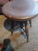 Haunted No Doll Haunted Piano Stool Haunted By Victorian Lady 1800s