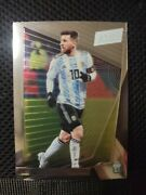 2018 Lionel Messi Panini The National Vip Card 93 Argentina