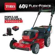 Walk Behind Mower 22 In. 60v Self-propelled Smart-stow Battery/charger Included
