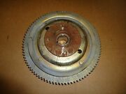 Suzuki Outboard V4 90hp Flywheel With Good Magnets 32102-87e10