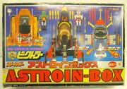 Popy Action Figure Astro In Box Sci-fi West Saga Starzinger From Japan Novelty