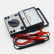 Multimeter Pointer Multimeter Without Battery Test Lead Tester Useful