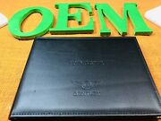 2018 Bentley Flying Spur Owners Manual +navi Sect Info V8 S W12 V12 New 2017