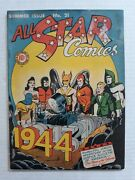 All Star Comics 21 Dc Golden Age Spectre Appearance