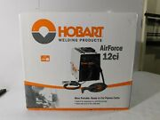 New Hobart Airforce 12ci Plasma Cutter With Built-in Air Compressor - 500564