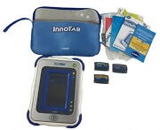 Vtech Innotab With 3 Games And Case