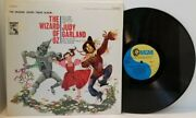 The Wizard Of Oz Soundtrack Lp 1968 In Shrink Mgm Se-3996 - Play Tested Ex S8
