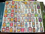 Rare Vintage Early 1970's Wacky Packages Wall Poster - Limited Mail Order Offer