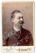 Cabinet Card Peter Schemm Son Beer Peter Schemm And Son Brewery Phila.pa.