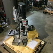 Jet Jmd-40gh Mill Drill Machine Phase 1 Swing 21-7/8 In