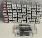 N Scale Micro Trains All 50 State Cars 8 Territories Aandb Usa Locos And Caboose