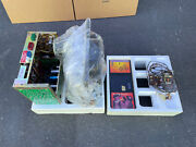 Vintage Cartrivision Fish Tank Video Player Out Of Box W/ Rust + Video Tapes