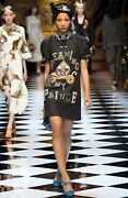 Dolce And Gabbana Runway Featured Dreaming Of My Dress Rrp Andpound6000 It 42