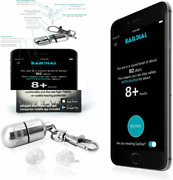 Eardial Hifi Earplugs - Invisible Hearing Protection For Transparent