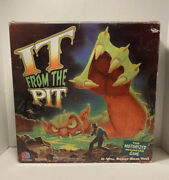 It From The Pit Board Game Vintage 1992 Mb Milton Bradley Tested Works