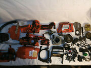 Husqvarna Chainsaw Parts Model 353 E-tech All Parts In Photos Are Included
