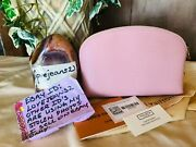 New Louis Vuitton Epi Leather Cosmetic Pouch Rose Ballerne Pink Sold Out Color