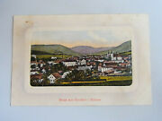 Ak 1914 Greeting From Haindorf In Bohemia Hejnice / Publisher Franz Schemm,