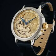Patek Philippe X And Co. W Name Antique Watch Men's No.173354 Workig 1915s