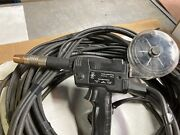 Miller Spoolmatic 30a Spool Gun 30ft Cables 4 Aluminum Used Tested Condition A+