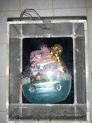 Hand Crafted Noahandrsquos Ark Glass Blown Ornament New