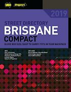 Brisbane Compact Street Directory 2019 19th Ed By Ubd Gregory's Book The Fast