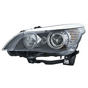 Bm2518122 Driver Side Hid Headlight Lens And Housing