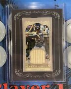 Roberto Clemente Framed Mini Bat Relic Game Used Gypsy Queen 2012 Gqmr-rcl