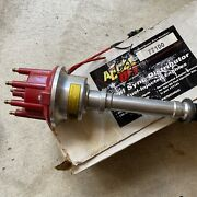 Accel Dfi Dual Sync Distributor For Fuel Injected Engines Part 77100 Not Tested