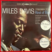 Miles Davis - Kind Of Blue - Classic Records Single Sided 45rpm Lp