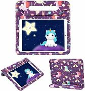 Ipad 9th Generation Case For Kids Shockproof Ipad Cover 10 2 Inch With Handle St