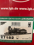 Lgb 27182. Still New In Box Never Used Rare And Retired Christmas Locomotive.