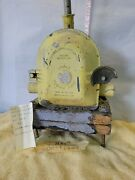 Q-vintage Antique Rare Munster Simms And Co. Whaler Gusher Bilge Pump With Handle