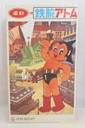 Osaka Tin Toy Astro Boy The Tin Age Collection Retro Vintage 50and039s60and039s Japan