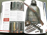 Bayonets Of The First World War German French British Us Ww1 Reference Book