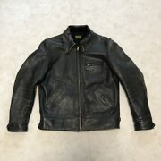 Leviand039s Lvc Vintage Replica Line 1930s Heracles Leather Reprint Riders Jacket