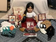Pleasant Company American Girl Doll Original Josefina 18 With Multiple Outfits