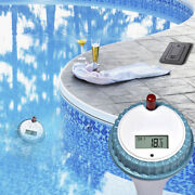 Wireless Floating Thermometer Swimming Pool Water Temp Meter Temperature Tester