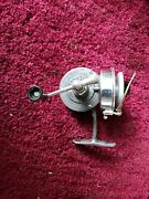 Bache Brown Mastereel No. 3 Half Bail Spinning Reel By Airex Of Lionel Usa