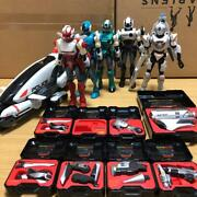 Cyber Police Cybercop Cyberbit Series Set Goods At That Time
