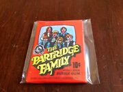 1 Unopened Wax Pack-1971 Opc/topps Partridge Family