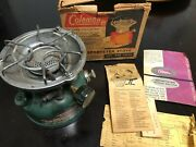 Recalled Coleman 501 Sportster Single Burner Stove 8/62 For Display Only 501-700